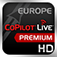 CoPilot Live Premium Europe HD Sat Nav